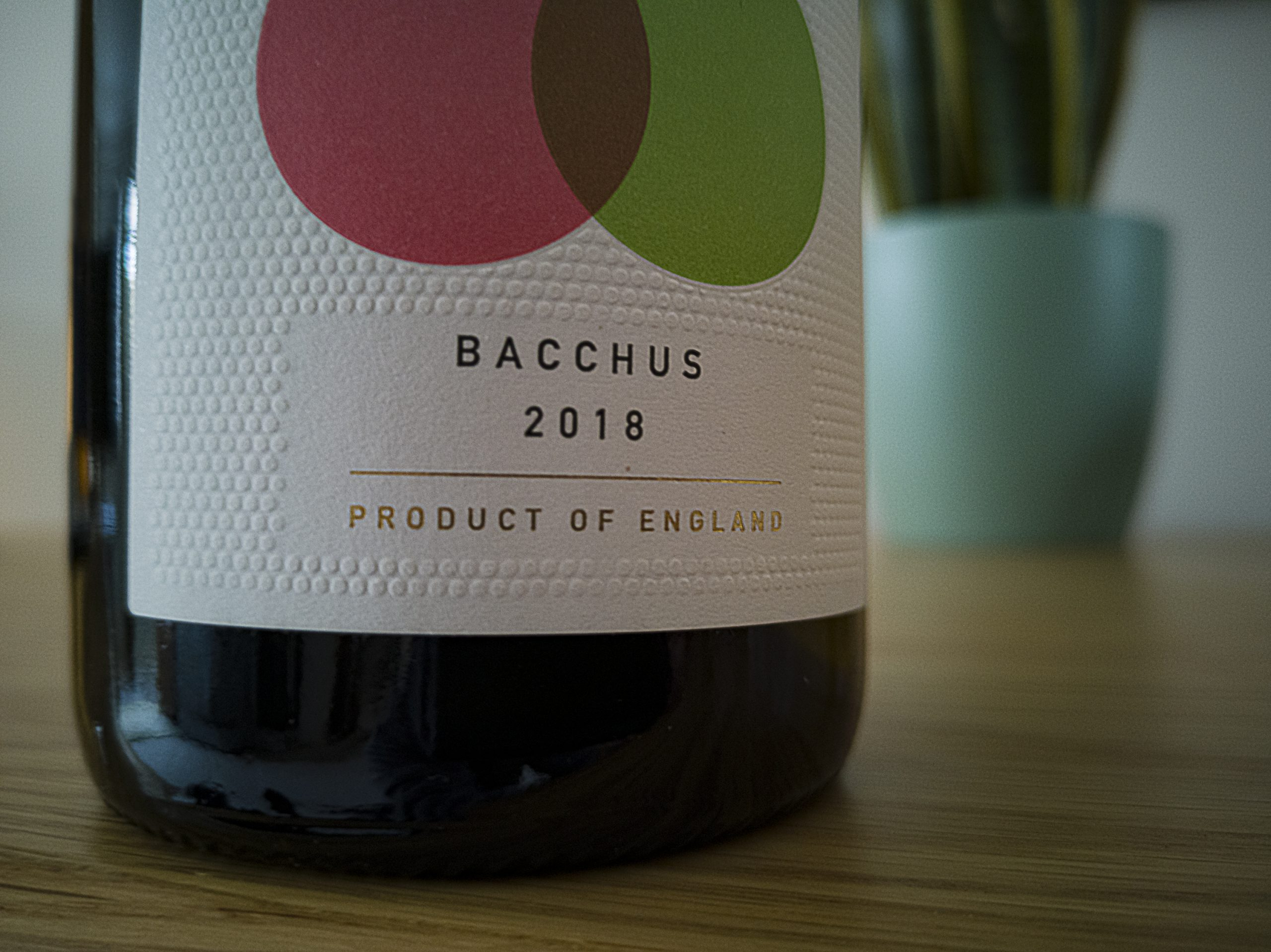 Bottle of Bacchus